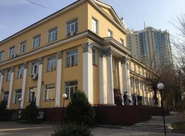 Казахская национальная консерватория имени Курмангазы