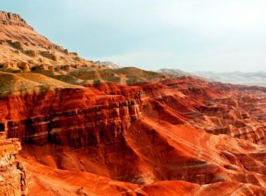 Национальный парк Алтын Емель