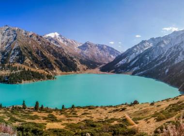 Государственный природный парк Иле-Алатау / Большое Алматинское озеро