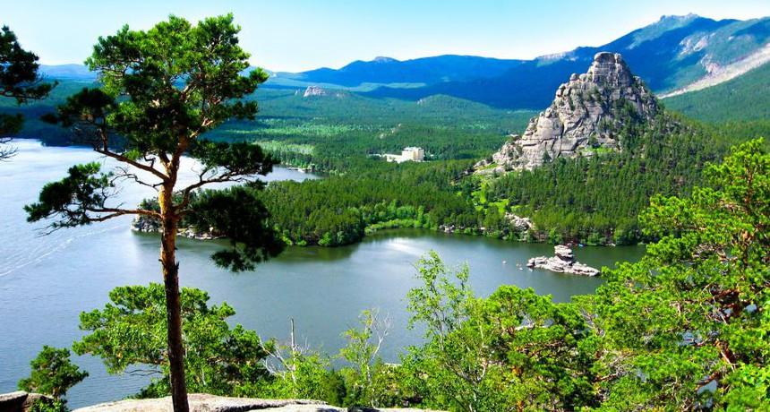 Национальный природный парк Боровое