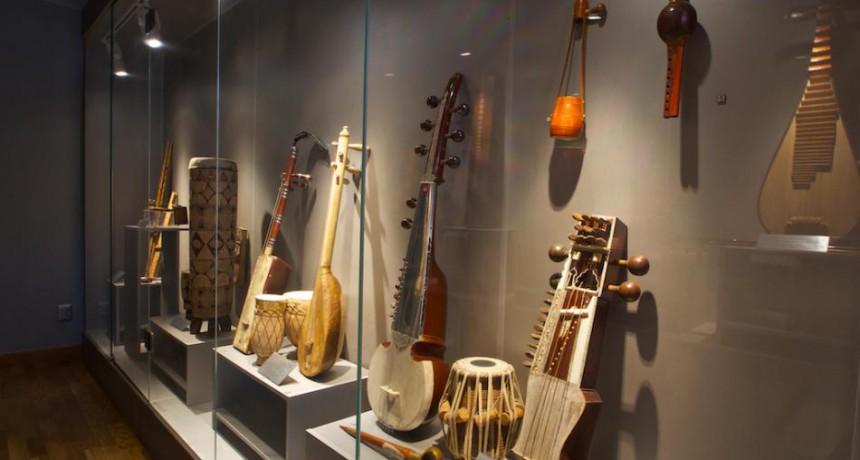 Музей народных музыкальных инструментов имени Ыхласа