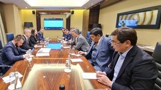 Визит казахстанской делегации во главе с Министром торговли и интеграции Республики Казахстан Бахытом Султановым в Башкортостан.