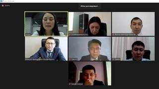 Вебинар на тему: «Меры поддержки экспортеров Республики Казахстан»
