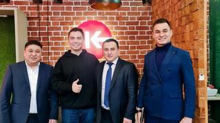 Встреча с сооснователем «KazanExpressFood» – Айратом Сунгатуллиным