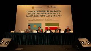 Торгово-экономическая миссия Республики Казахстан в Республику Татарстан
