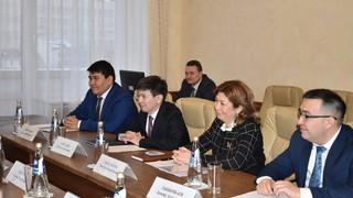 Развитие межрегиональных связей между Республикой Казахстан и Республикой Башкортостан