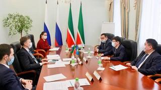 «Сотрудничество Татарстана и Казахстана имеет хорошие перспективы для дальнейшего расширения»