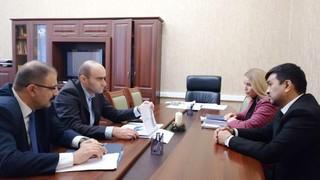 Развитие межрегионального сотрудничества между Торговым представительством РК в РФ и Астраханской областью