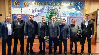 Развитие межрегиональных связей между Республикой Казахстан и Республикой Алтай