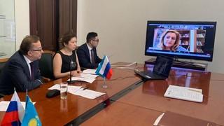 Вебинар «Ведение бизнеса с Казахстаном во время и после пандемии: возможности и ограничения»