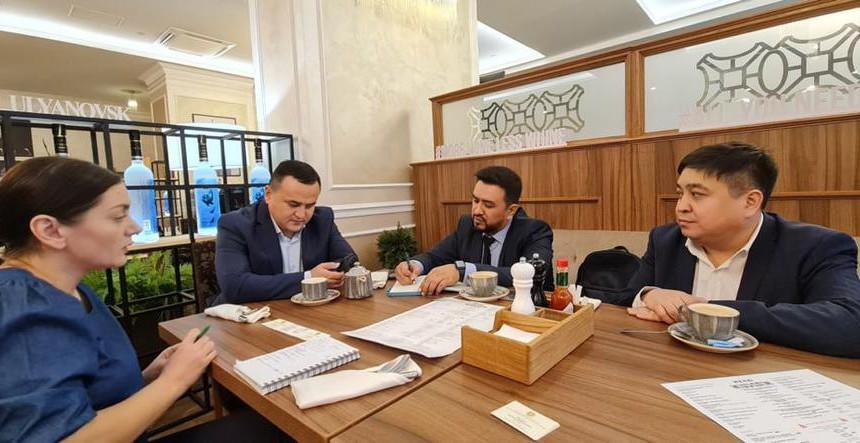 Переговоры с сетью «Гулливер» г. Ульяновск