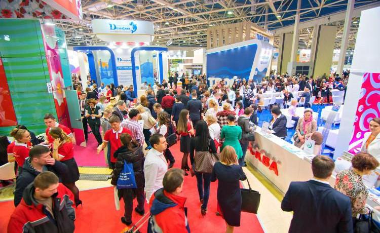 26-я Московская международная туристическая выставка