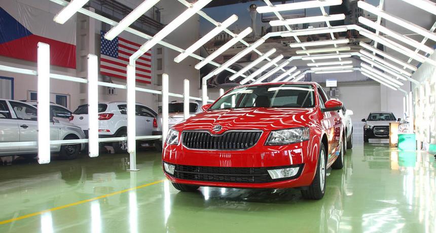 Производство легковых автомобилей в Казахстане увеличилось на 28%