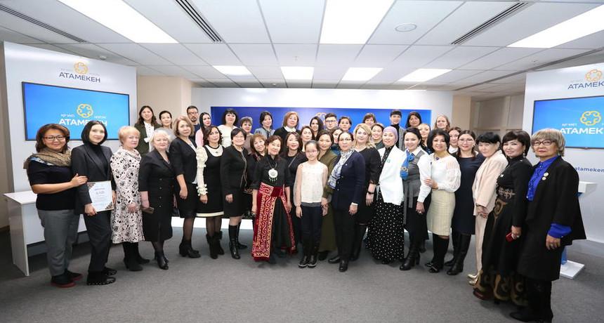 Проект развития легкой промышленности Казахстана «OIMAQ»