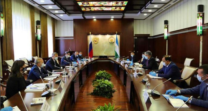 Поездка Торгового представителя Республики Казахстан в Российской Федерации Н. Борамбаева в Республику Башкортостан
