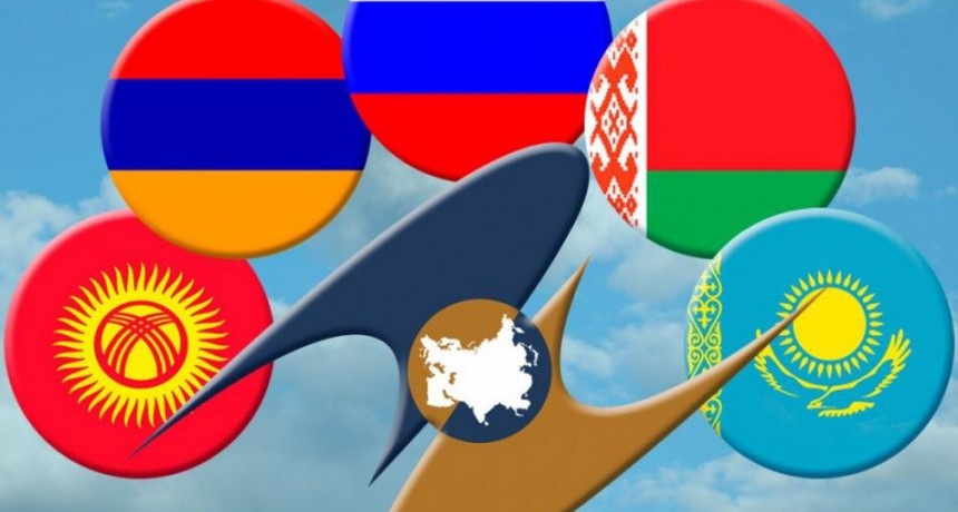 Товарооборот Казахстана со странами ЕАЭС в январе составил $1,3 млрд.