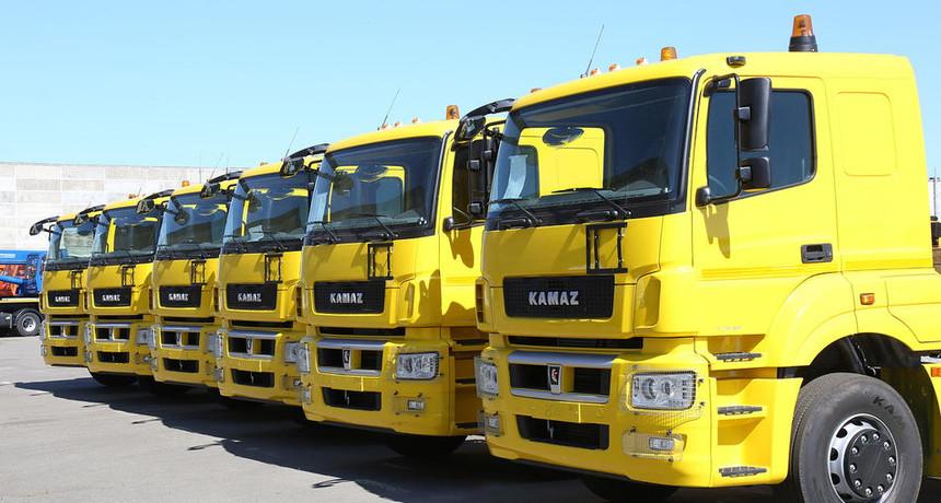 Машиностроительные предприятия Казахстана начнут производить комплектующие для завода «Камаз» и Петербуржского тракторного завода