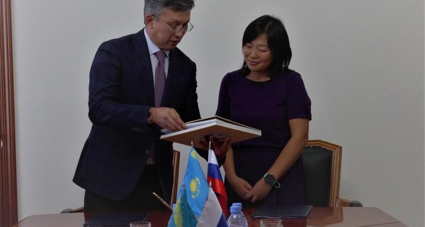 """Министерство торговли и интеграции Республики Казахстан подписало соглашение с """"Wildberries"""""""