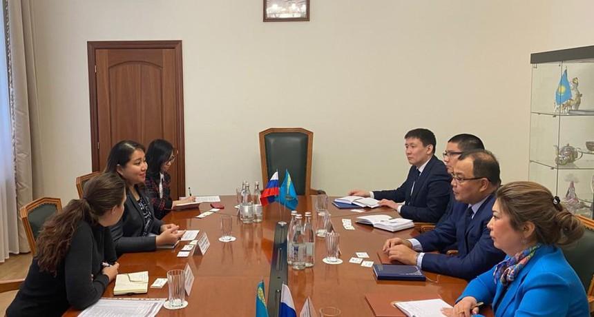 Встреча с Центром Торговли и Инвестициями при Посольстве Республики Филиппины в Российской Федерации