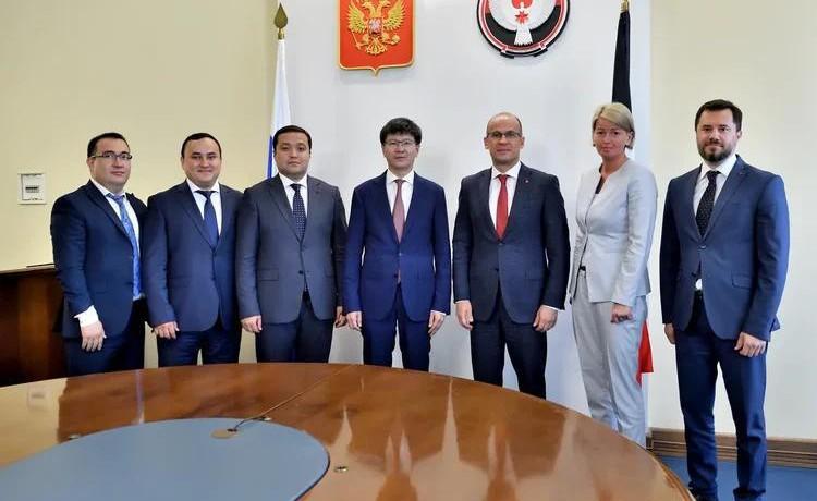Торговое представительство Казахстана в России расширяет торгово-экономическое сотрудничество с Удмуртской Республикой