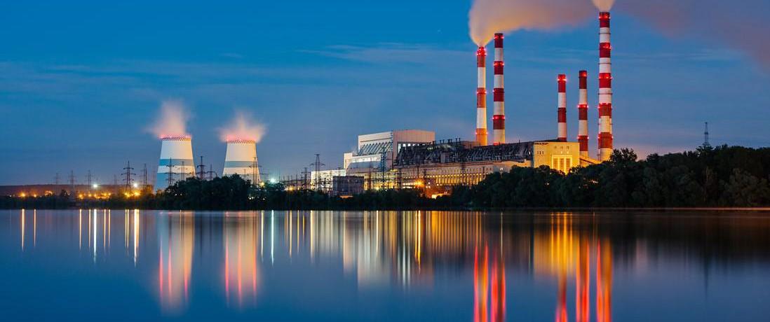 Строительство электростанции в г. Актау