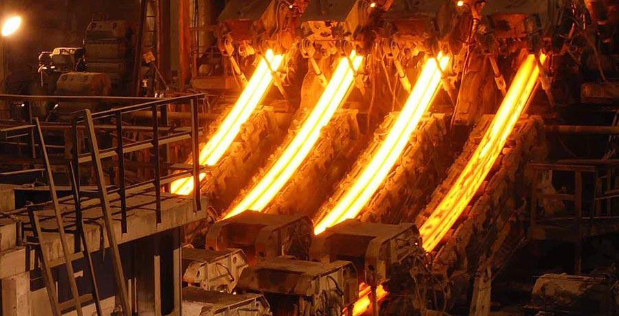 Производство стали на месторождении Велиховское в Актюбинской области