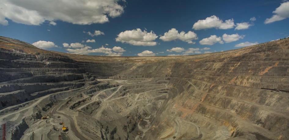 Освоение железорудных месторождений Чумекской площади в Восточно-Казахстанской области