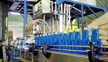 Строительство завода по производству бытовой химии в г. Алматы