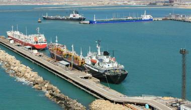 Модернизация морского паромного комплекса Курык в Мангистауской области