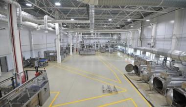 Завод по производству металлических порошков