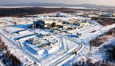 Строительство гидрометаллургического завода по производству катодной меди