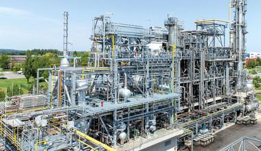 Строительство завода по производству компонентов базовых масел в Западно-Казахстанской области