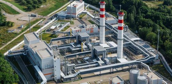 Расширение существующей газотурбинной электростанции ГТЭС-200 Уральск